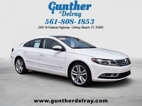 Certified Pre-Owned 2015 Volkswagen CC Executive